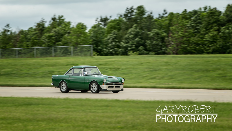 Sunbeam running the 1/2 mile run at the Chicago WannaGOFAST.com event at the Bult Field Airport in Monee, IL 2013