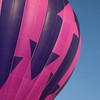 Pink and Purple Hot Air Balloon