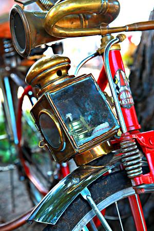 Fuel my Light & Honk my Horn. San Francisco, CA.