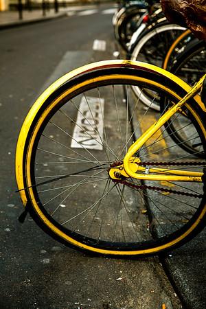Sunshine Wheel.  Paris, France.
