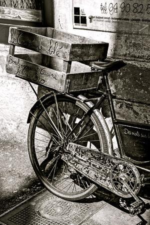 Organic Rider. Avignon, France.