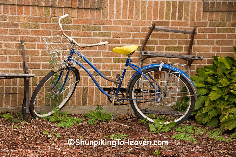 Old Bicycle, Trempealeau County, Wisconsin