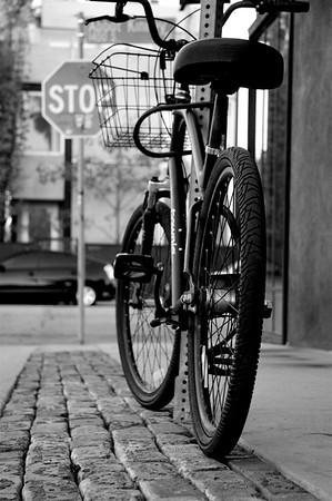 Stop is a Sign. Santa Monica, CA.