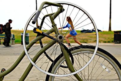 Rims & Wheels. Venice, CA.