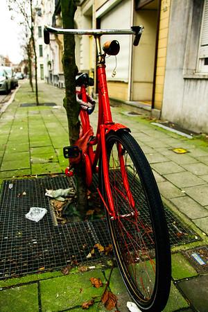 Red, Rusty & Rested. Antwerpen, Belgium.
