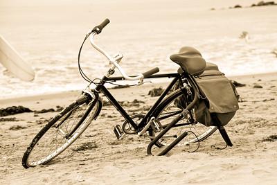 Beach Bumming.Venice, CA.