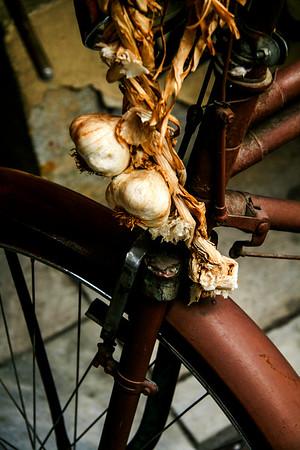 Garlic Lover.  Greece.