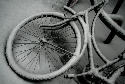 Broken White Down. Antwerpen, Belgium.