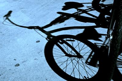 Shadow Rider. San Francisco, CA.