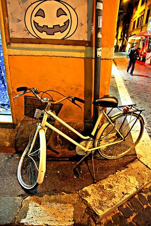 Corner Bike. Stockholm, Sweden.