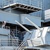 USS Wisconsin Mount 52