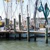 Mayport, Florida Shrimp Boats