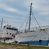 Arctic Discoverer on St. Johns River