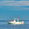 Morning Fishing off Hudson Beach