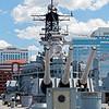 USS Wisconsin BB-64 Turret 3