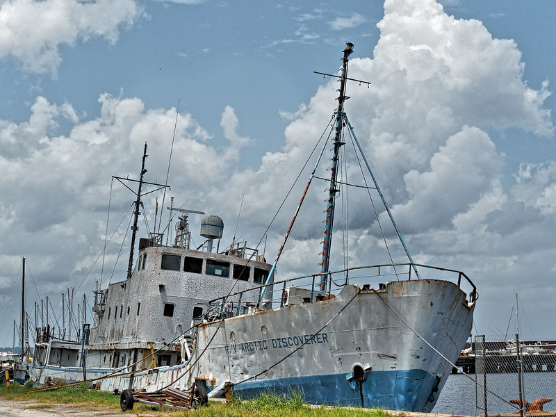 Research Vessel Arctic Discoverer