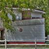 Boat-Shaped House
