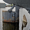 SS American Victory Rudder and Screw (Propeller)