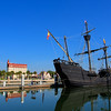 Nao Victoria - Docked in St. Augustine