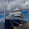 Bahamas Flag ship, Sea Voyager