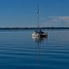 Boat on St. Johns River