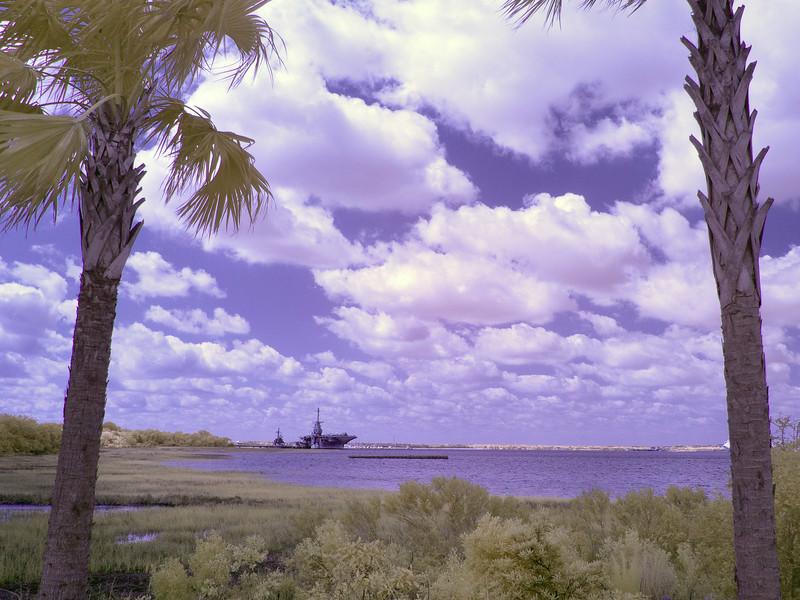 USS Yorktown and USS Laffey
