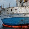 Stern of Arctic Discoverer