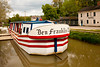 Horse-Drawn Ben Franklin III Canal Boat, Metamora, Franklin County, Indiana