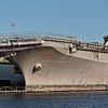Bow of USS Bataan (LHD-5)