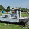 Baby Tug Boat at Bridgeport Depot