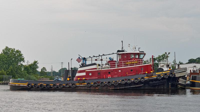 Margaret McAllister Tugboat