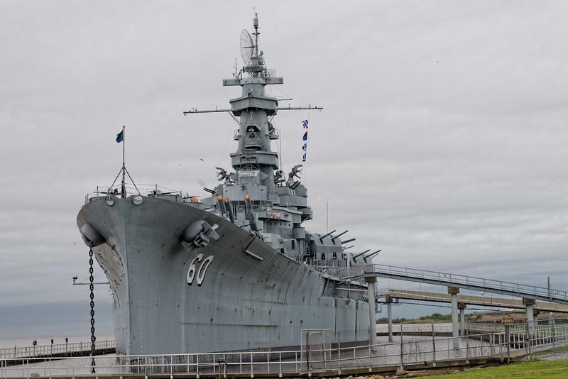 USS Alabama (BB-60)