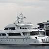 Motor Yacht, Island Heiress in Wilmington