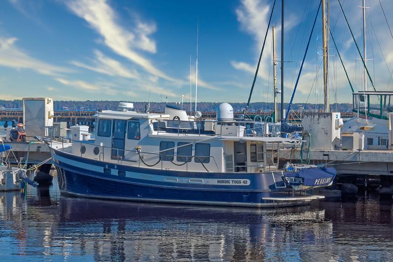 """Penelope"" Nordic Tug 42"