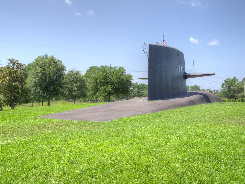 USS George Bancroft (SSBN-643)