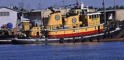 BoatTug TugBoat