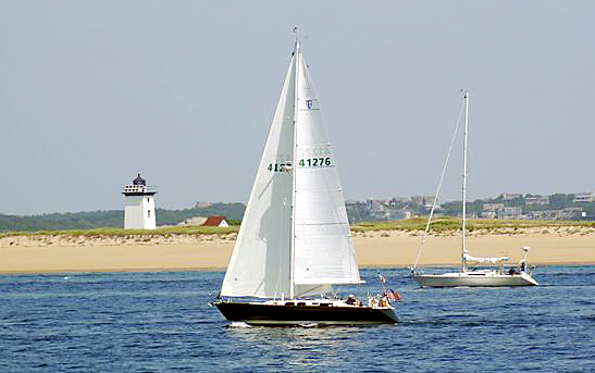 Off Provincetown