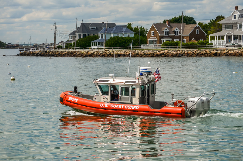 USCG Response Boat Small Class 25-FOOT (RB-S)<br /> Hull, MA