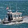 Cape Cod Canal Patrol Boat
