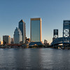 Jacksonville Skyline at Sunrise