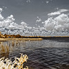 St. Johns River in Infrared