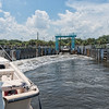 St. Johns Ferry dock at Mayport