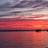 Shands Bridge at Sunrise