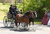 Lincoln Funeral Reenactors, Springfield, Illinois