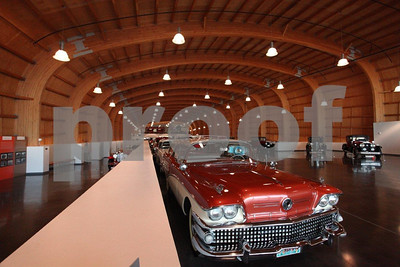 America's Car Museum in Tacoma, Washington.