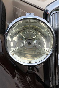 Bentley headlight