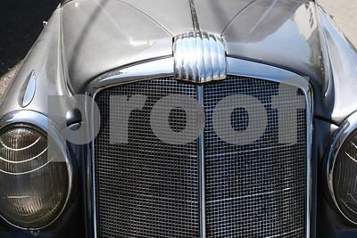 A 1935 Hupmobile.