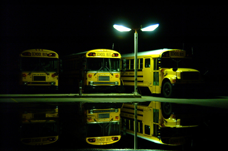 Midnight Buses
