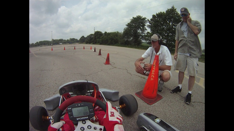 Here's a quick, fun little video from my 2010 autocross season.  Featuring my son, Andrew in his Margay sprint kart and some of me in my Honda S2000.  We both got first place in year-end points for '10 and had a blast doing it!