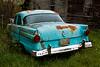 1955 Ford Customline Car, Adams County, Wisconsin